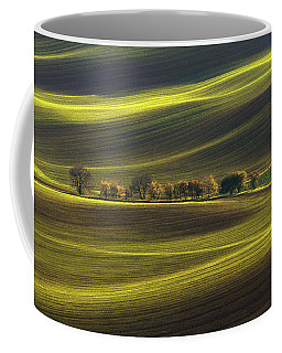Threads Of Lights Coffee Mug