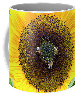 Three Bees Coffee Mug