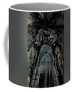Three Caryatids Coffee Mug
