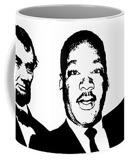 Three Leaders Coffee Mug