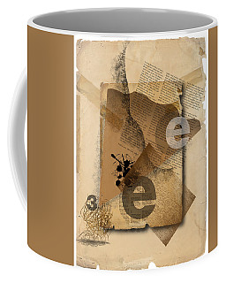 Coffee Mug featuring the photograph Three by Mark Shoolery