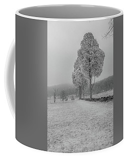 Three Sentinals Coffee Mug