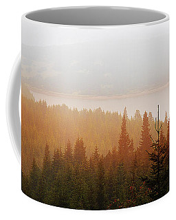 Through The Mist Coffee Mug