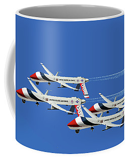 Thunderbird Drones Coffee Mug