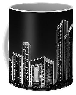 Tianjin Skyline Coffee Mug