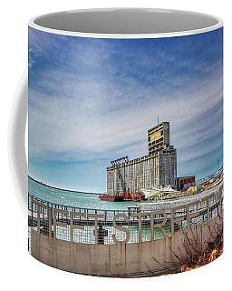 Tifft St Pier Coffee Mug