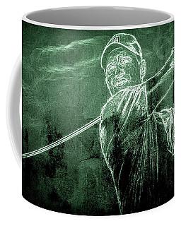 Tiger's On The Green Coffee Mug