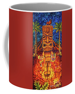 Tiki Cocktail Hour Coffee Mug