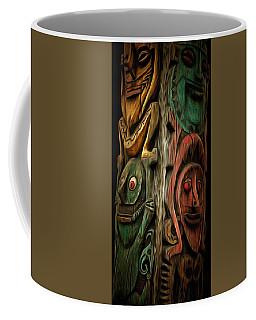 Tiki Coffee Mug