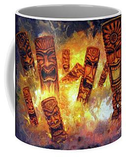 Tiki Hot Spot Coffee Mug