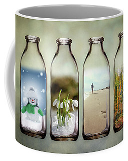 Time In A Bottle - The Four Seasons Coffee Mug