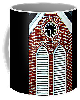 Time Slats Coffee Mug