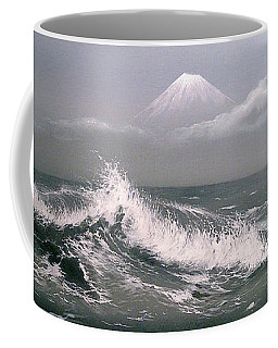 Timeless Mountain Coffee Mug