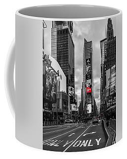 Times Square Coffee Mug