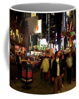 Time Square, Two Coffee Mug