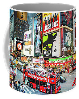 Times Square II Special Edition Coffee Mug