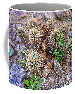 Tiny Cactus Coffee Mug