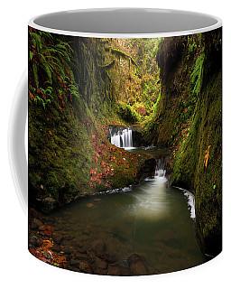 Tire Creek Canyon Coffee Mug
