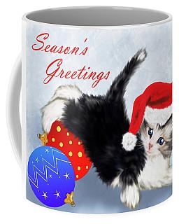 Tis The Season To Be Jolly Fa-la-la-la-la, La-la-la-la  Coffee Mug