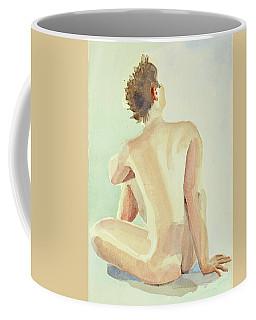 Tittande Uppat-looking Upwards 2013 04 20-21_0033 4,3 Mb Up To 61 X 91 Cm Coffee Mug