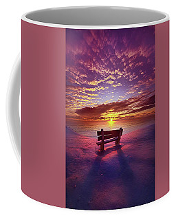 Coffee Mug featuring the photograph To Belong To Oneself by Phil Koch