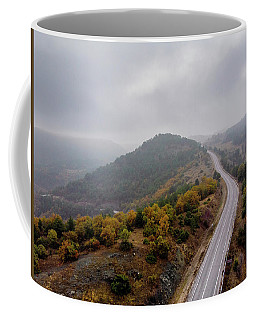 To The Mountains Coffee Mug