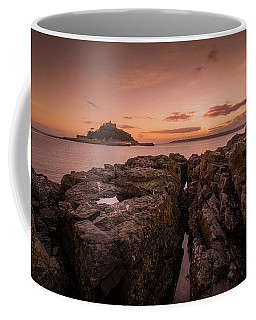 To The Sunset - Marazion Cornwall Coffee Mug