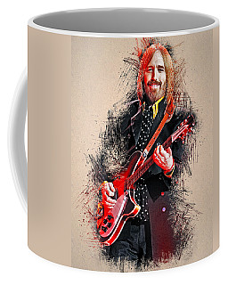Tom Petty - 35 Coffee Mug