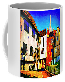 Tombeland Alley Coffee Mug