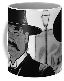 Tombstone Earp Holliday Coffee Mug