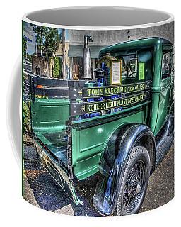 Tom's Electric Truck Coffee Mug