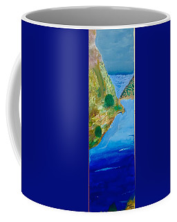 Top Down Home Look Coffee Mug
