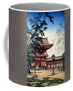 Top Quality Art - Hakozaki Temple Coffee Mug
