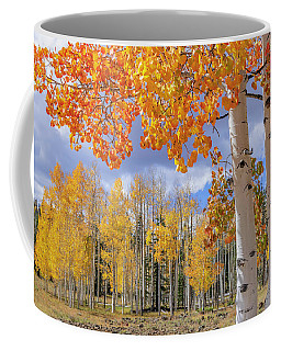 Touch Of Fall Coffee Mug