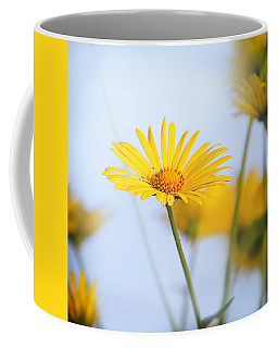 Coffee Mug featuring the photograph Touches 6 by Jaroslav Buna