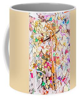 Tour De Hearts Coffee Mug