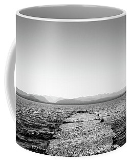 Towards The Nahuel Huapi Lake Coffee Mug