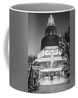 Tower In Silence- Coffee Mug