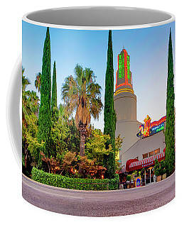 Tower Cafe Dusk- Coffee Mug