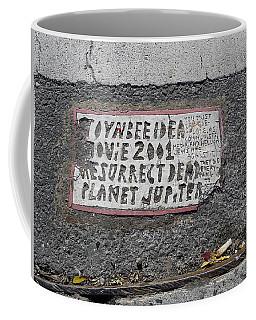 Toynbee Tile Nyc Coffee Mug