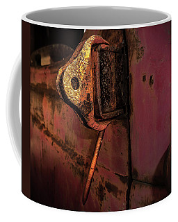 Truck Hinge Coffee Mug