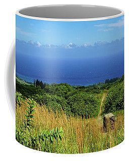 Trail To The Ocean Coffee Mug