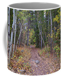 Coffee Mug featuring the photograph Trailhead by James BO Insogna