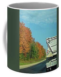 Trailing Behind Coffee Mug