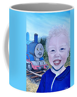 Train Coffee Mug