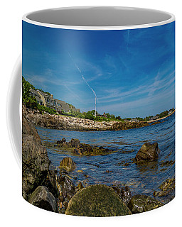 Tranquil Blues Day Kennebunkport Coffee Mug