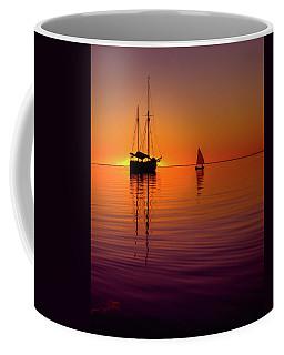 Tranquility Bay Coffee Mug