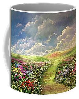 Transcend To Dreams Coffee Mug
