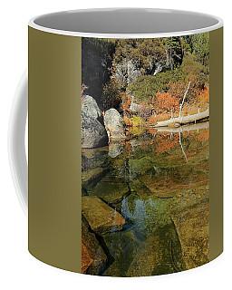 Coffee Mug featuring the photograph Transcendental Meditation by Sean Sarsfield