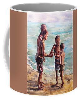 Treasures From The Sea Coffee Mug